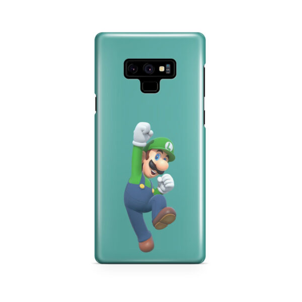 Super Mario Luigi for Newest Samsung Galaxy Note 9 Case Cover