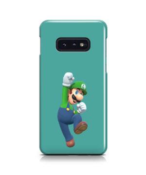 Super Mario Luigi for Nice Samsung Galaxy S10e Case Cover