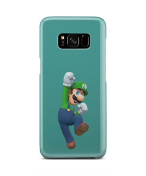 Super Mario Luigi for Personalised Samsung Galaxy S8 Case