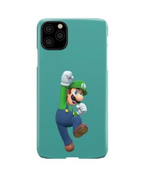 Super Mario Luigi for Premium iPhone 11 Pro Max Case Cover