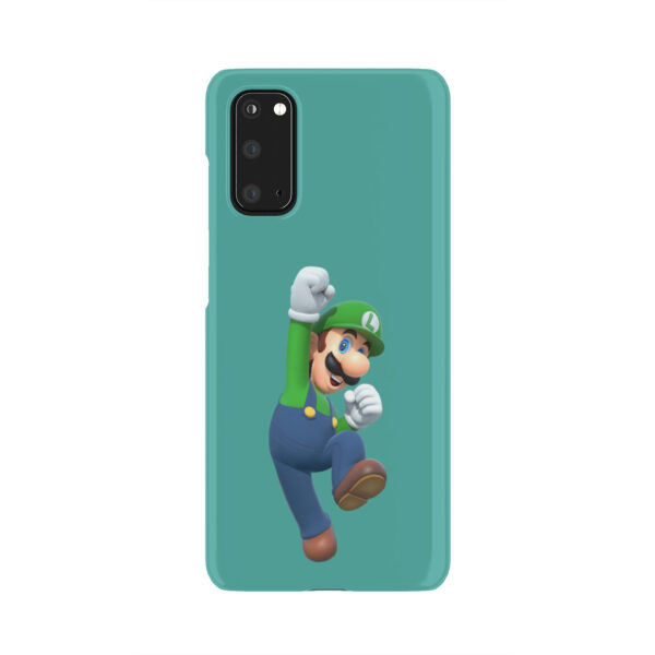 Super Mario Luigi for Stylish Samsung Galaxy S20 Case