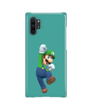 Super Mario Luigi for Trendy Samsung Galaxy Note 10 Plus Case Cover