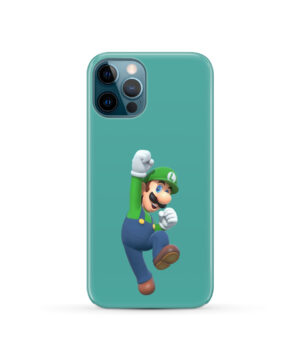 Super Mario Luigi for Unique iPhone 12 Pro Case