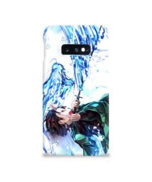 Tanjiro Kamado Character Demon Slayer for Best Samsung Galaxy S10e Case Cover