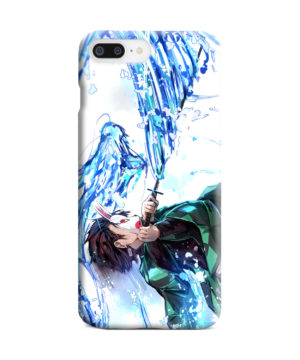 Tanjiro Kamado Character Demon Slayer for Cool iPhone 8 Plus Case