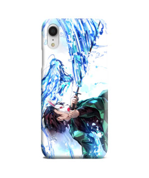 Tanjiro Kamado Character Demon Slayer for Cute iPhone XR Case