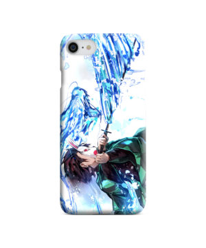 Tanjiro Kamado Character Demon Slayer for Nice iPhone 8 Case Cover