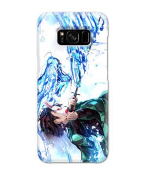 Tanjiro Kamado Character Demon Slayer for Nice Samsung Galaxy S8 Case