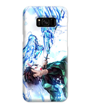 Tanjiro Kamado Character Demon Slayer for Premium Samsung Galaxy S8 Plus Case