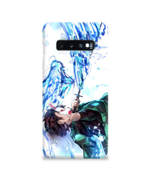 Tanjiro Kamado Character Demon Slayer for Stylish Samsung Galaxy S10 Case Cover