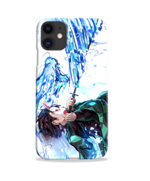 Tanjiro Kamado Character Demon Slayer for Unique iPhone 11 Case