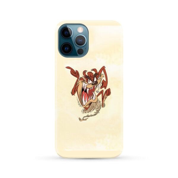 Tasmanian Devil Looney Tunes for Amazing iPhone 12 Pro Max Case
