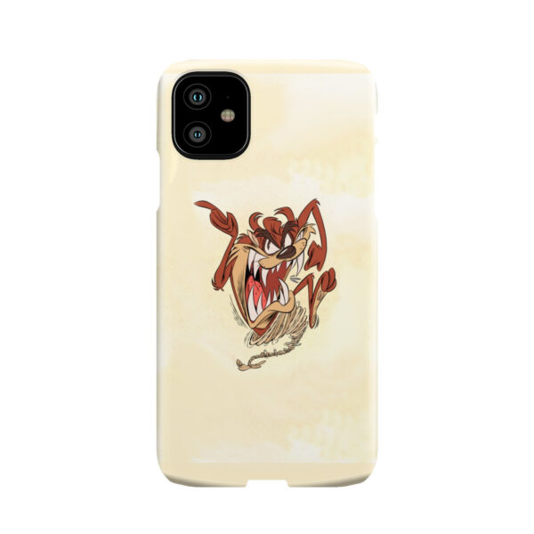 Tasmanian Devil Looney Tunes for Customized iPhone 11 Case Cover