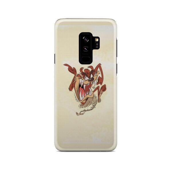 Tasmanian Devil Looney Tunes for Simple Samsung Galaxy S9 Plus Case