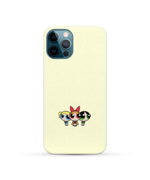 The Powerpuff Girls for Beautiful iPhone 12 Pro Case