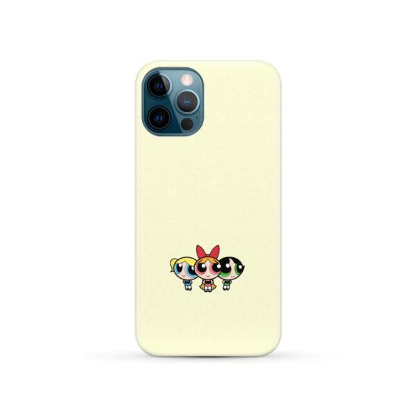 The Powerpuff Girls for Beautiful iPhone 12 Pro Case