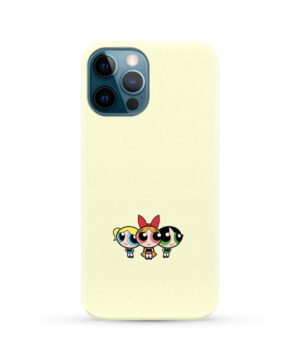 The Powerpuff Girls for Best iPhone 12 Pro Max Case