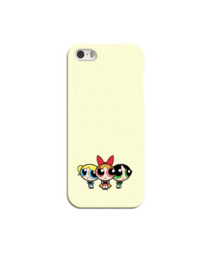 The Powerpuff Girls for Newest iPhone 5 Case Cover