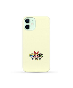 The Powerpuff Girls for Trendy iPhone 12 Mini Case Cover