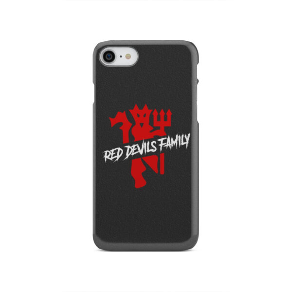 The Red Devils MU for Stylish iPhone SE 2020 Case