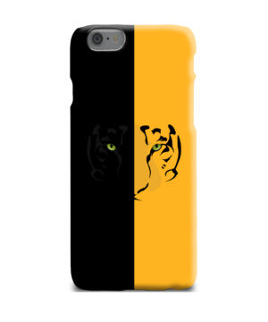 Tiger Yellow and Black for Trendy iPhone 6 Plus Case Cover