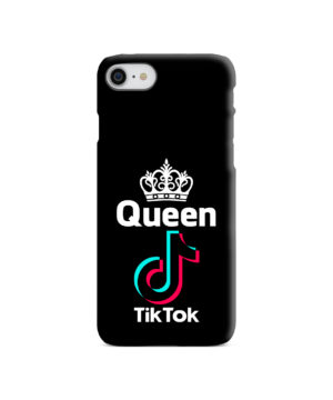TikTok Queen for Beautiful iPhone 7 Case Cover