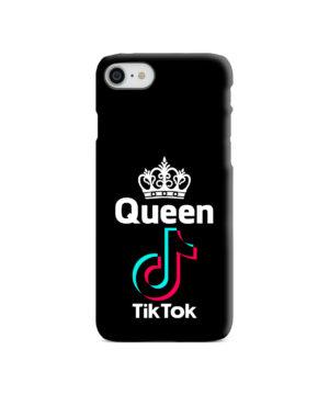 TikTok Queen for Beautiful iPhone 7 Case Cover