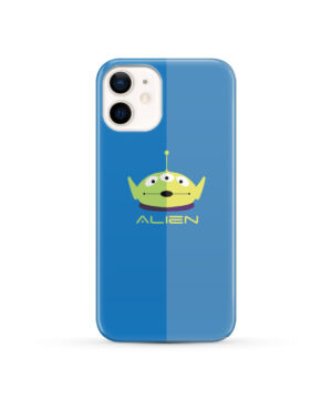 Toy Story Alien for Cool iPhone 12 Case