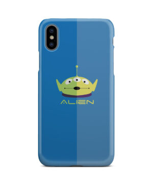 Toy Story Alien for Customized iPhone X / XS Case