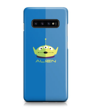Toy Story Alien for Newest Samsung Galaxy S10 Case