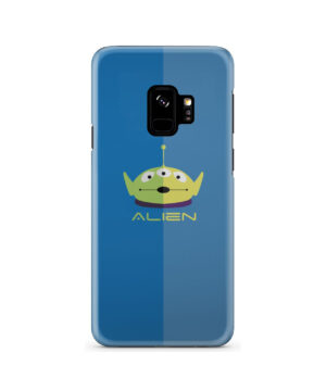 Toy Story Alien for Newest Samsung Galaxy S9 Case Cover