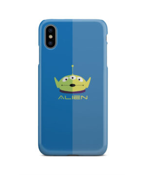 Toy Story Alien for Unique iPhone XS Max Case