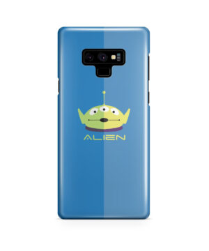 Toy Story Alien for Unique Samsung Galaxy Note 9 Case