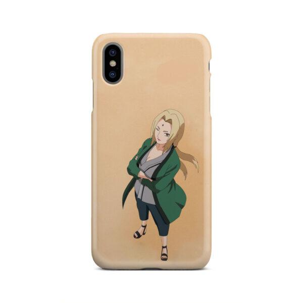 Tsunade Senju Naruto Anime for Amazing iPhone XS Max Case