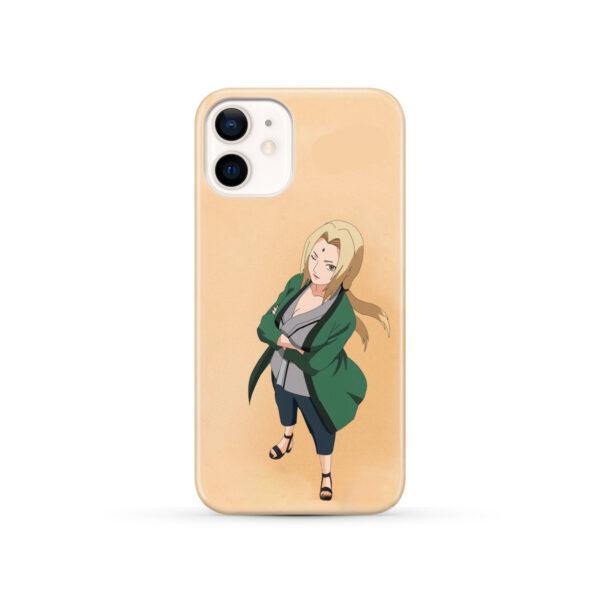 Tsunade Senju Naruto Anime for Cool iPhone 12 Case Cover