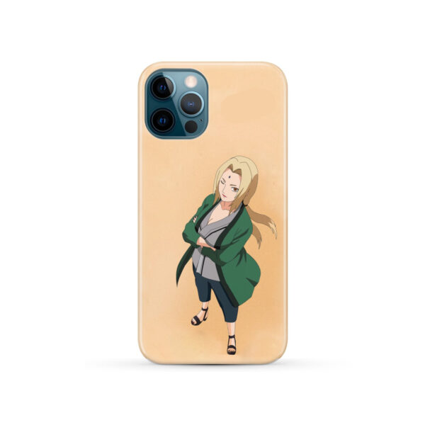 Tsunade Senju Naruto Anime for Custom iPhone 12 Pro Case