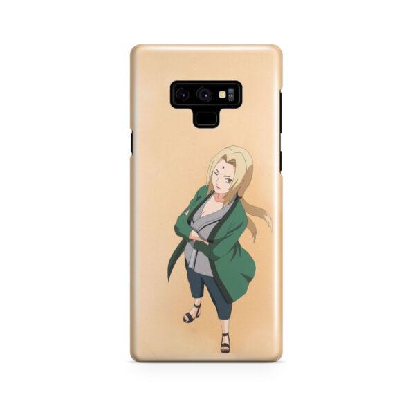 Tsunade Senju Naruto Anime for Custom Samsung Galaxy Note 9 Case