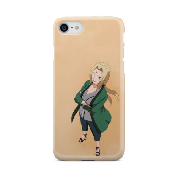 Tsunade Senju Naruto Anime for Cute iPhone 8 Case Cover