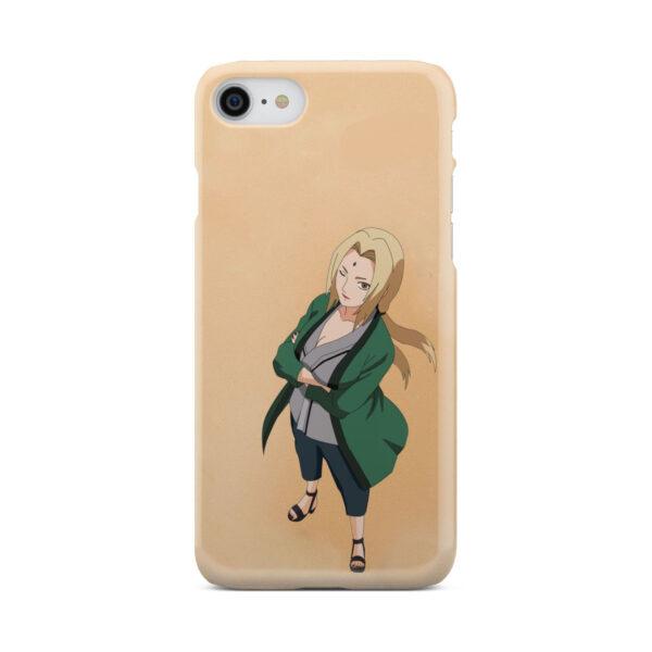 Tsunade Senju Naruto Anime for Cute iPhone 8 Case Cover