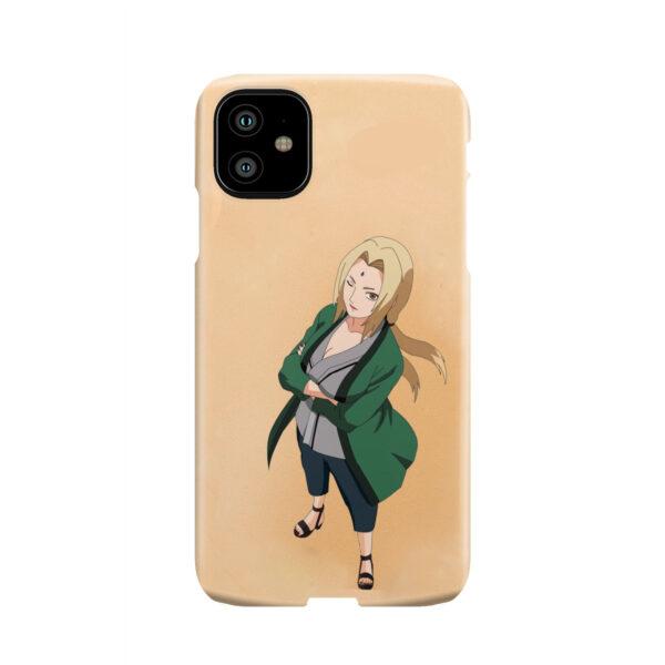 Tsunade Senju Naruto Anime for Newest iPhone 11 Case