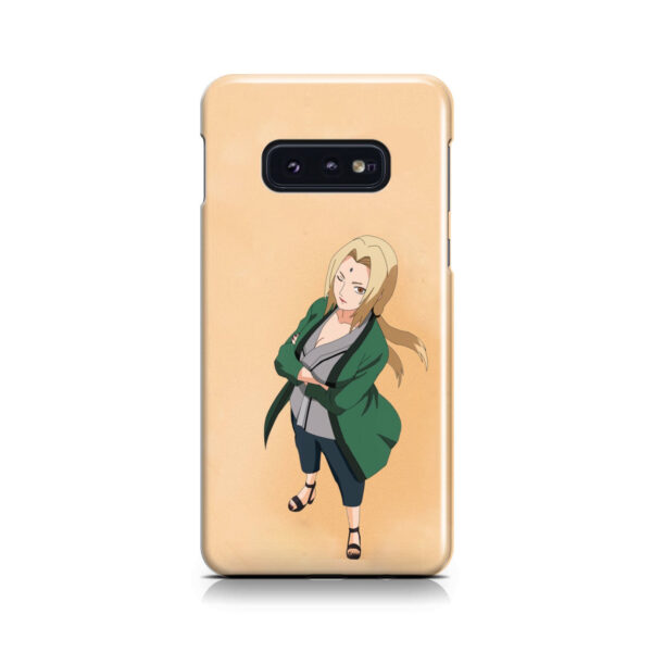 Tsunade Senju Naruto Anime for Personalised Samsung Galaxy S10e Case