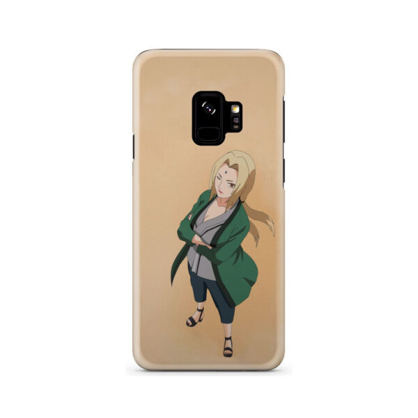 Tsunade Senju Naruto Anime for Stylish Samsung Galaxy S9 Case