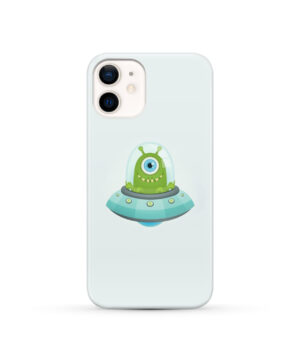 Ufo Alien for Beautiful iPhone 12 Case