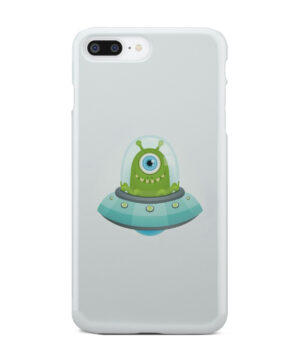 Ufo Alien for Beautiful iPhone 7 Plus Case Cover