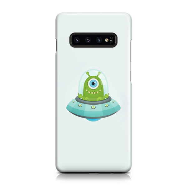 Ufo Alien for Beautiful Samsung Galaxy S10 Case Cover