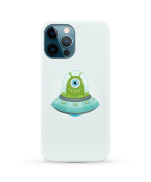 Ufo Alien for Best iPhone 12 Pro Max Case