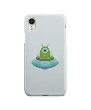 Ufo Alien for Best iPhone XR Case Cover