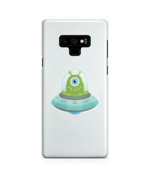 Ufo Alien for Cool Samsung Galaxy Note 9 Case