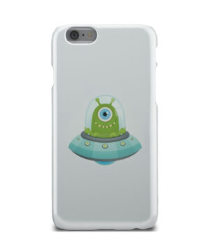 Ufo Alien for Custom iPhone 6 Case