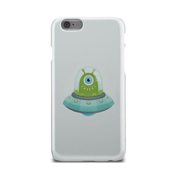 Ufo Alien for Custom iPhone 6 Case